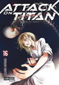 Attack on Titan 16 - Klickt hier für die große Abbildung zur Rezension