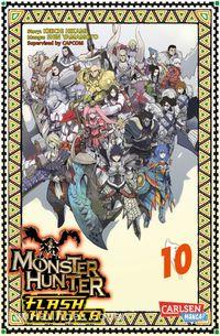 Monster Hunter Flash Hunter 10 - Klickt hier für die große Abbildung zur Rezension