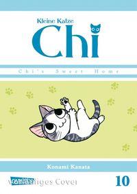 Kleine Katze Chi 10 - Klickt hier für die große Abbildung zur Rezension