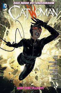 Catwoman 9: Auf der Flucht - Klickt hier für die große Abbildung zur Rezension