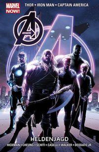 Marvel Now: Avengers 6 - Heldenjagd - Klickt hier für die große Abbildung zur Rezension
