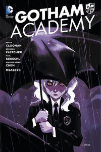 Gotham Academy 2 - Klickt hier für die große Abbildung zur Rezension