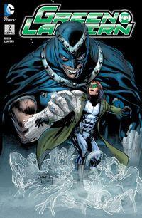 Green Lantern 2: Die schwarze Hand des Todes - Klickt hier für die große Abbildung zur Rezension
