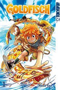 Goldfisch Band 1 - Klickt hier für die große Abbildung zur Rezension