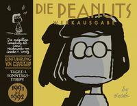Die Peanuts-Werkausgabe Band 21: 1991-1992 - Klickt hier für die große Abbildung zur Rezension
