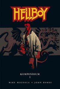 Hellboy – Kompendium 1 - Klickt hier für die große Abbildung zur Rezension