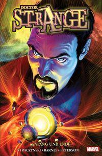 Doctor Strange: Anfang und Ende - Klickt hier für die große Abbildung zur Rezension