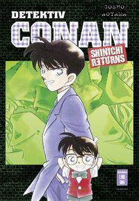 Detektiv Conan: Shinichi Returns - Klickt hier für die große Abbildung zur Rezension