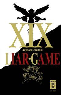 Liar Game 19 - Klickt hier für die große Abbildung zur Rezension