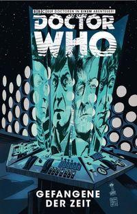 Doctor Who: Gefangene der Zeit 1 - Klickt hier für die große Abbildung zur Rezension
