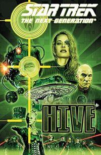 Star Trek Comicband 13: Hive - Klickt hier für die große Abbildung zur Rezension