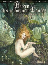 Hexen des verlorenen Landes Band 1: Schwarzkopf - Klickt hier für die große Abbildung zur Rezension