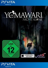 Yomawari: Night Alone - Klickt hier für die große Abbildung zur Rezension