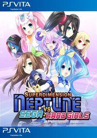 Superdimension Neptune VS Sega Hard Girls - Klickt hier für die große Abbildung zur Rezension