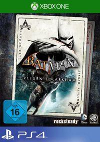 Batman: Return to Arkham - Klickt hier für die große Abbildung zur Rezension