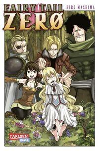 Fairy Tail Zero - Klickt hier für die große Abbildung zur Rezension