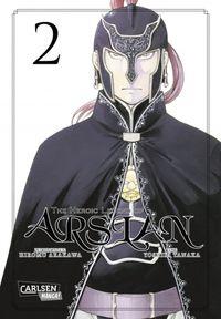 The Heroic Legend of Arslan 2 - Klickt hier für die große Abbildung zur Rezension