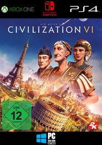 Sid Meier's Civilization VI - Klickt hier für die große Abbildung zur Rezension