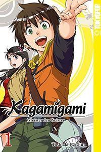 Kagamigami 01 - Klickt hier für die große Abbildung zur Rezension