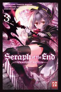 Seraph of the End 03: Vampire Reign - Klickt hier für die große Abbildung zur Rezension
