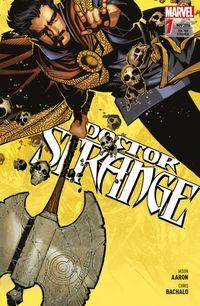 Doctor Strange 1: Der Preis der Magie - Klickt hier für die große Abbildung zur Rezension