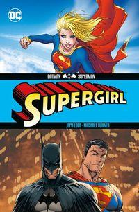 Batman/Superman: Supergirl - Klickt hier für die große Abbildung zur Rezension