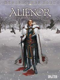 Königliches Blut – Alienor Band 2 - Klickt hier für die große Abbildung zur Rezension