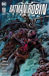 Batman & Robin Eternal: Bd. 2: Engel des Todes - Klickt hier für die große Abbildung zur Rezension