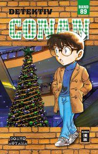 Detektiv Conan 89 - Klickt hier für die große Abbildung zur Rezension