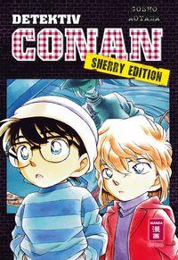 Detektiv Conan: Sherry Edition - Klickt hier für die große Abbildung zur Rezension