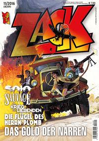 Zack 209 - Klickt hier für die große Abbildung zur Rezension