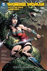 Wonder Woman - Göttin des Krieges 3: Auferstehung - Klickt hier für die große Abbildung zur Rezension
