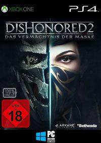 Dishonored 2: Das Vermächtnis der Maske - Klickt hier für die große Abbildung zur Rezension