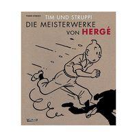 Tim und Struppi – Die Meisterwerke von Herge - Klickt hier für die große Abbildung zur Rezension