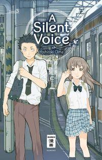 A Silent Voice 3 - Klickt hier für die große Abbildung zur Rezension