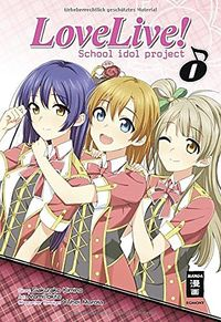 LoveLive! - School Idol Project 1 - Klickt hier für die große Abbildung zur Rezension