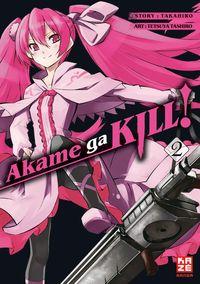 Akame ga KILL! 02 - Klickt hier für die große Abbildung zur Rezension