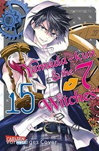 Yamada-kun & the 7 Witches 15 - Klickt hier für die große Abbildung zur Rezension