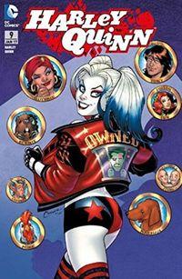 Harley Quinn 9: Mörderische Leidenschaft - Klickt hier für die große Abbildung zur Rezension