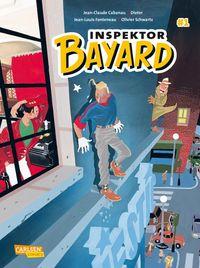 Inspektor Bayard 1: Keine Ferien für den Inspektor - Klickt hier für die große Abbildung zur Rezension