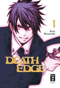 Death Edge 1 - Klickt hier für die große Abbildung zur Rezension