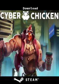 Cyber Chicken - Klickt hier für die große Abbildung zur Rezension
