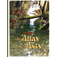 Die Saga von Atlas und Axis Buch 1 - Klickt hier für die große Abbildung zur Rezension