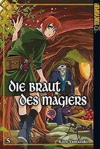 Die Braut des Magiers 05 - Klickt hier für die große Abbildung zur Rezension