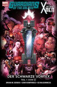 Guardians of the Galaxy & Die neuen X-Men: Der schwarze Vortex - Klickt hier für die große Abbildung zur Rezension