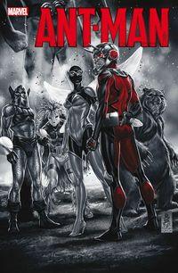 Ant-Man Band 1: Schurken im Sonderangebot - Klickt hier für die große Abbildung zur Rezension