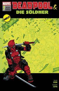 Deadpool und die Söldner - Klickt hier für die große Abbildung zur Rezension