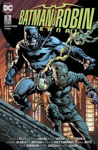 Batman & Robin Eternal Band 3 - Klickt hier für die große Abbildung zur Rezension