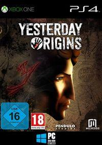 Yesterday Origins - Klickt hier für die große Abbildung zur Rezension