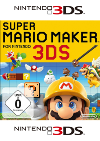Super Mario Maker - Klickt hier für die große Abbildung zur Rezension
